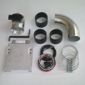 1986-88 FORD MUSTANG 5.0L MASS AIR CONVERSION KIT