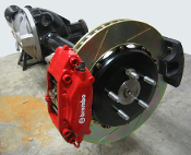1979-04 FORD MUSTANG BREMBO GT 2-PIECE REAR BRAKE KIT